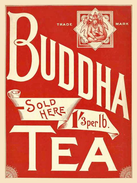 Buddha Tea 1881