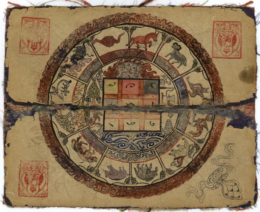 basics of mongolian astrology