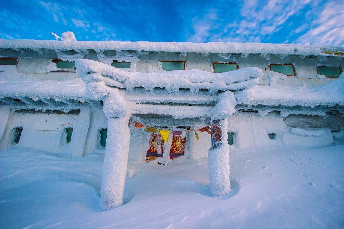 Shad Tchup Ling winter