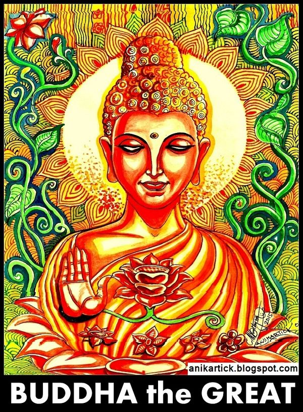 BUDDHA the GREAT